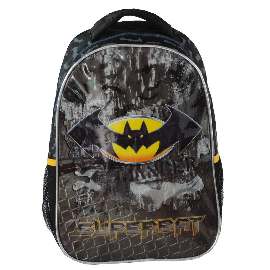 Mochila Infantil Morcego SuperBat