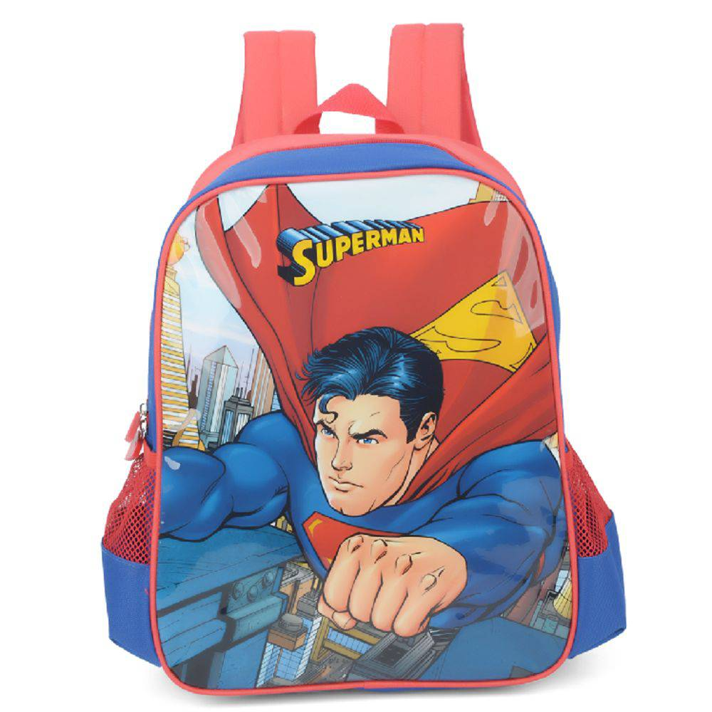 Mochila Infantil Superman IS32881sm-vm