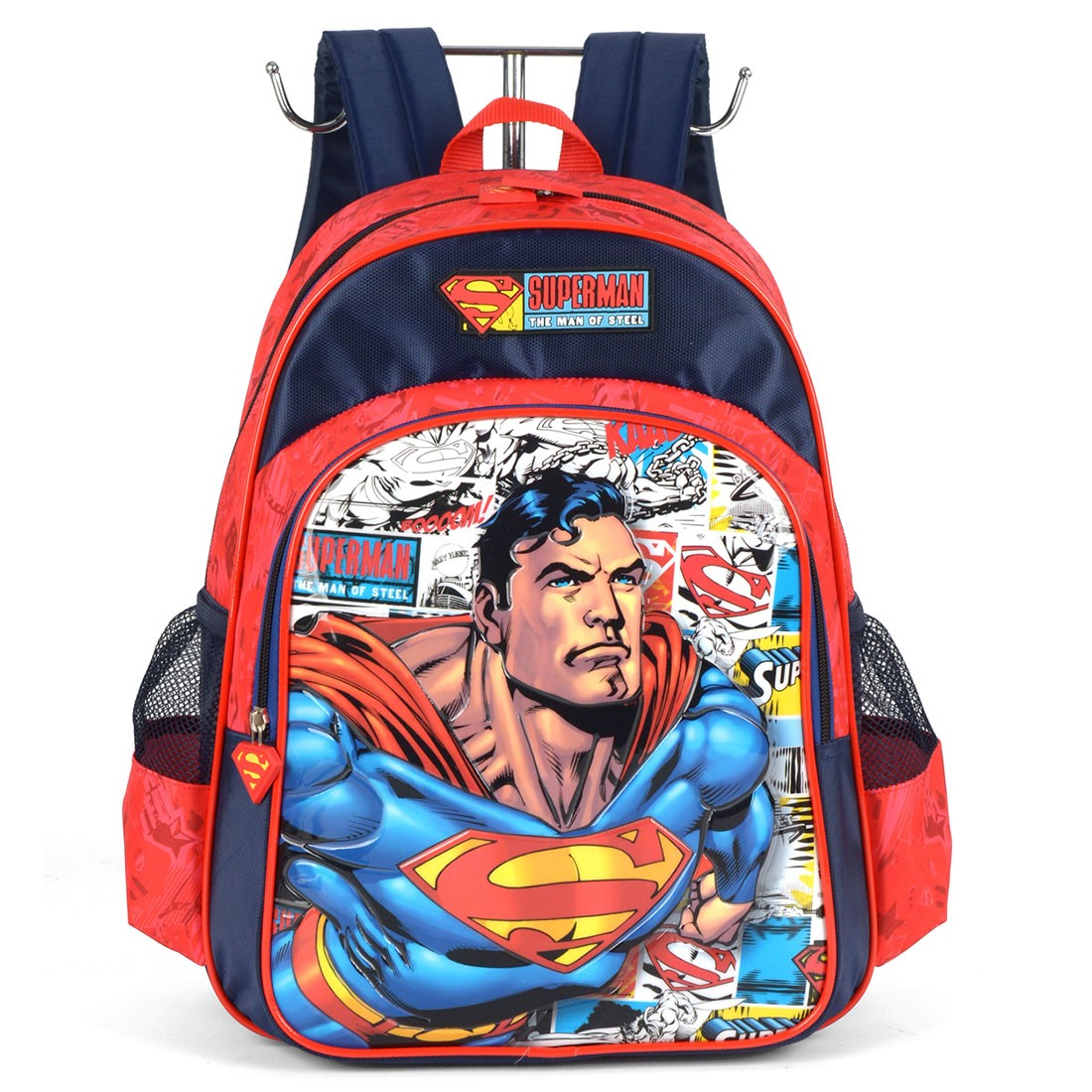 Mochila Infantil Superman IS35661SM-AZ