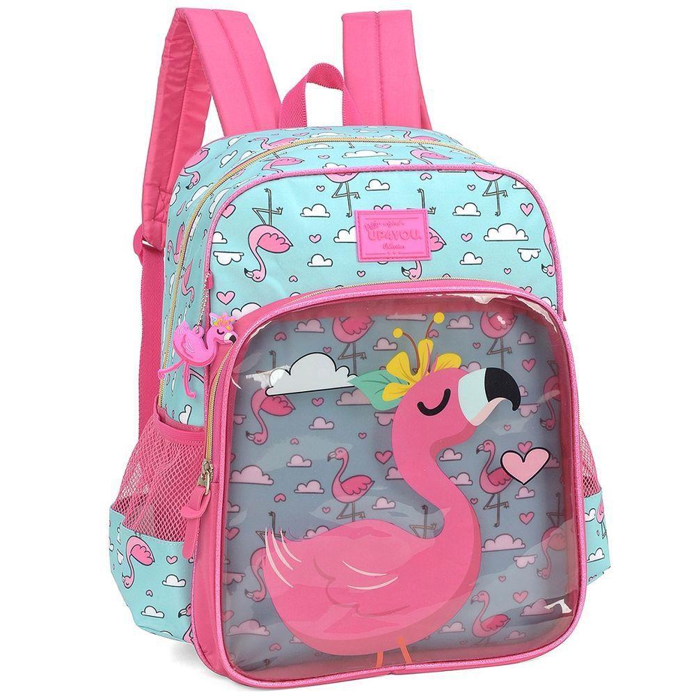 Mochila Infantil Up4you Flamingo