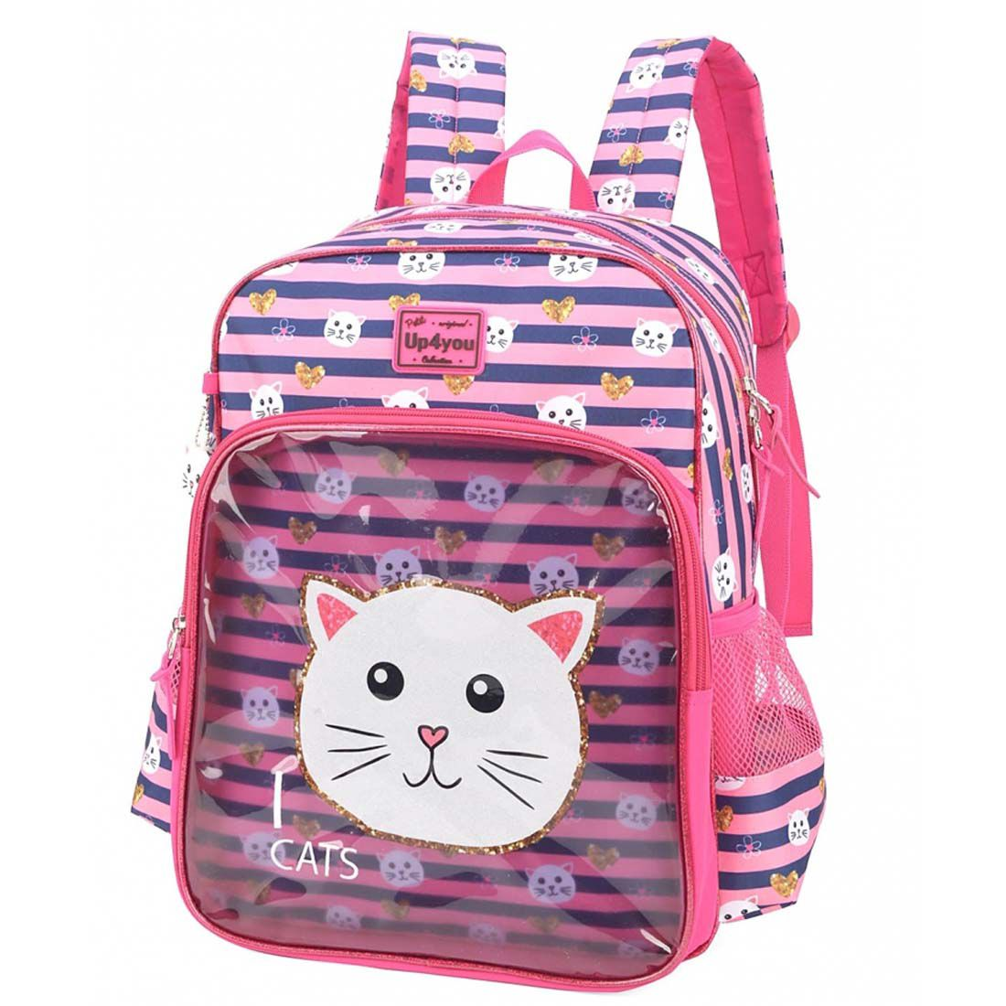 Mochila Infantil Up4you Gato
