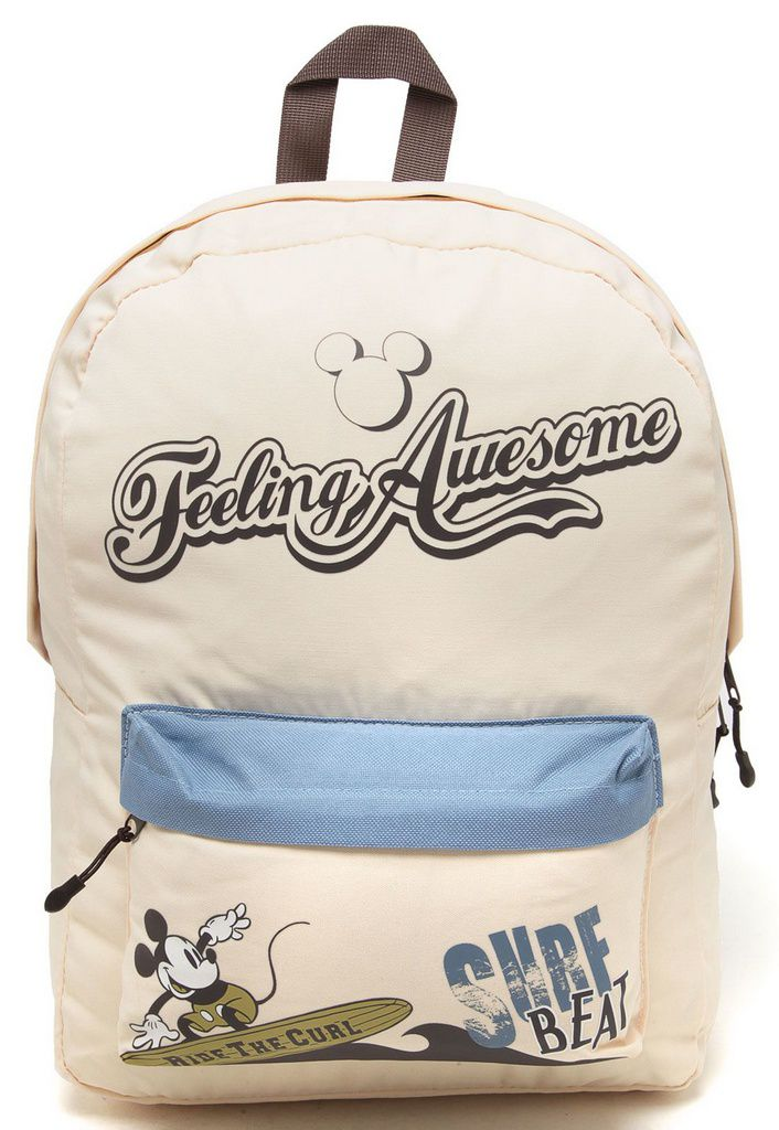 Mochila Intantil do Mickey Feeling Awesome 30154