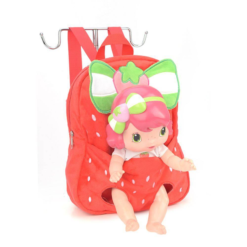 Mochila Moranguinho Baby Infantil