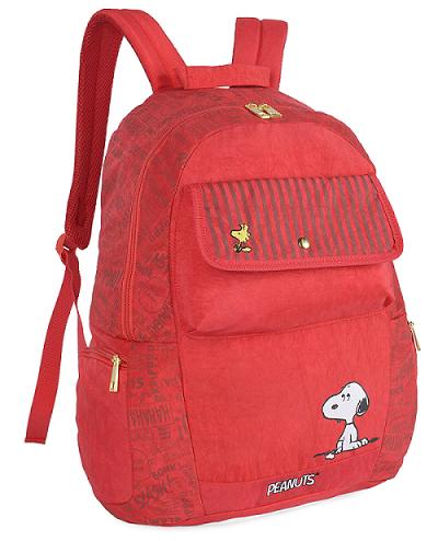 Mochila Para Notebook Snoopy MJ48373SNv