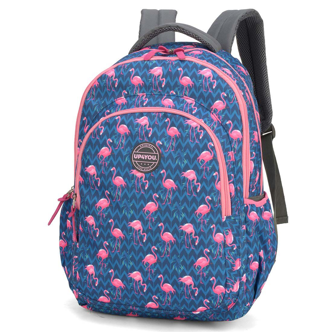 Mochila Para Notebook Up4you Flamingo MJ48659UP