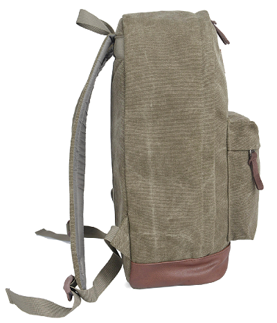 Mochila Para Notebook Up4you Verde Militar MJ48333UP