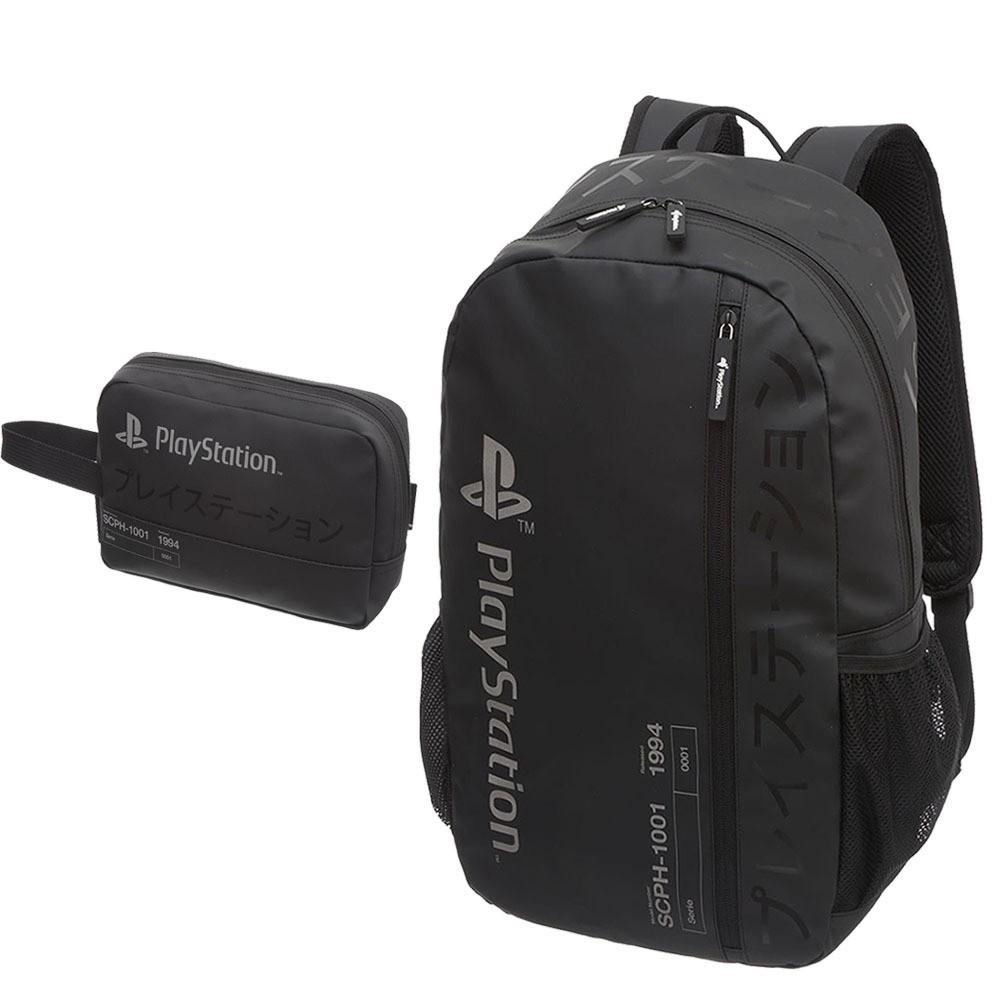 Mochila Playstation Kakatana Pacific com Estojo