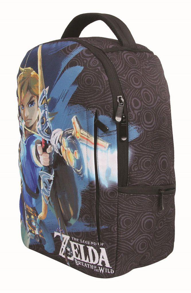 Mochila Zelda The Legend para Notebook Overprint 11172