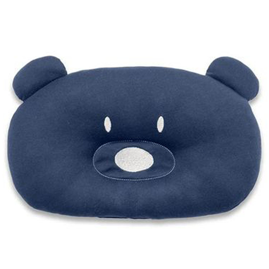 Travesseiro Infantil Hug Urso Azul Marinho