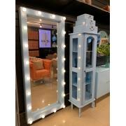 Espelho Camarim  Azul BB