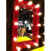 Espelho Camarim Vinho Italiano