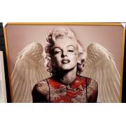 Quadro Marilyn Monroe Tatoo