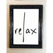 Quadro Relax Preto