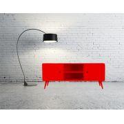 Rack Pé Palito- Vermelho