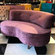 Sofá Lenox roxo