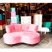 Sofá Lenox Rosa Pink