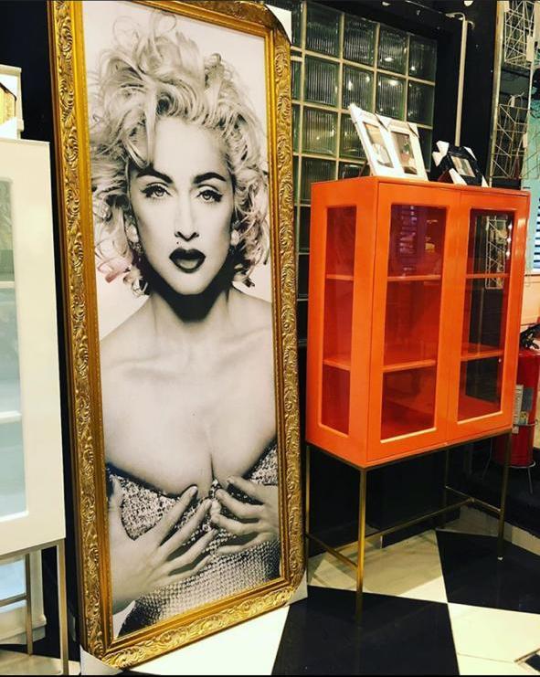 Quadro Gigante Madonna