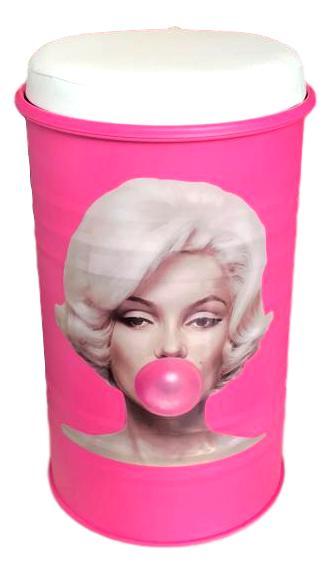 Tonel Banqueta Marilyn Pink