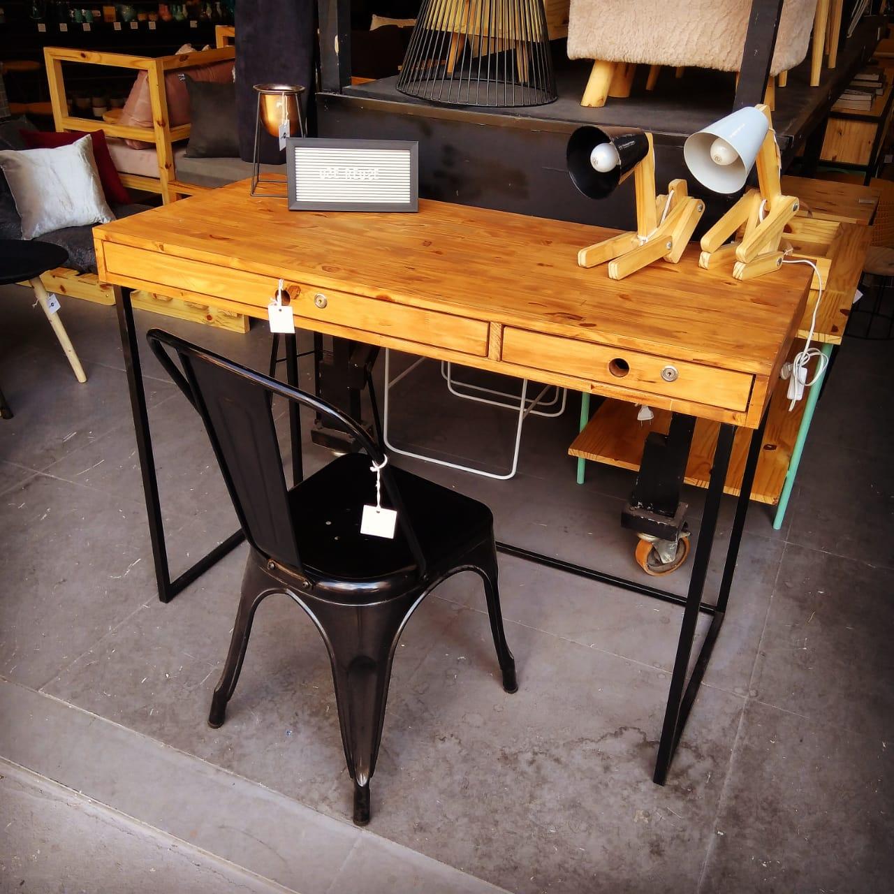 Escrivaninha Industrial - 9