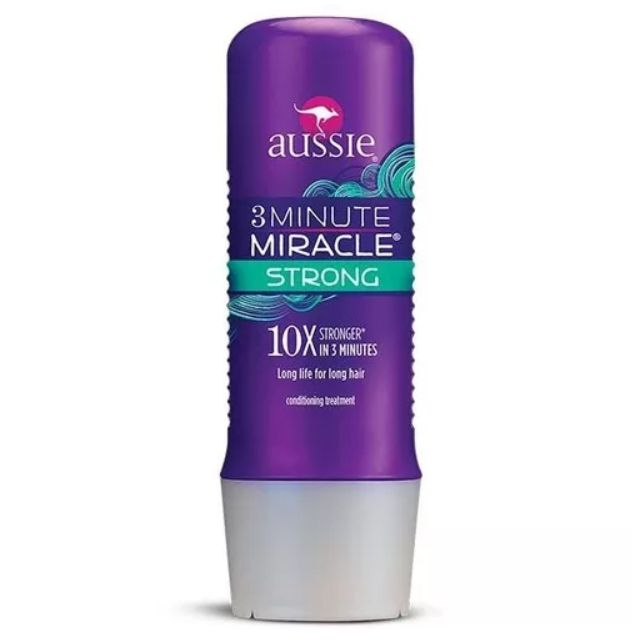 Aussie 3 Minutes Miracle Strong