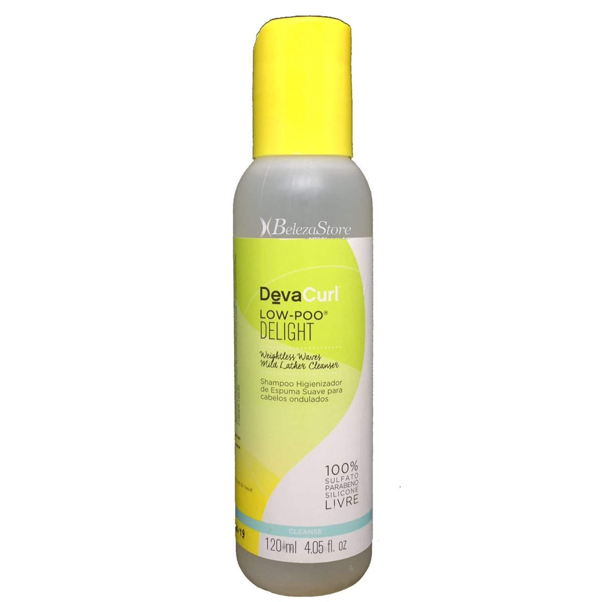Deva Curl Low-Poo Delight 120 ml