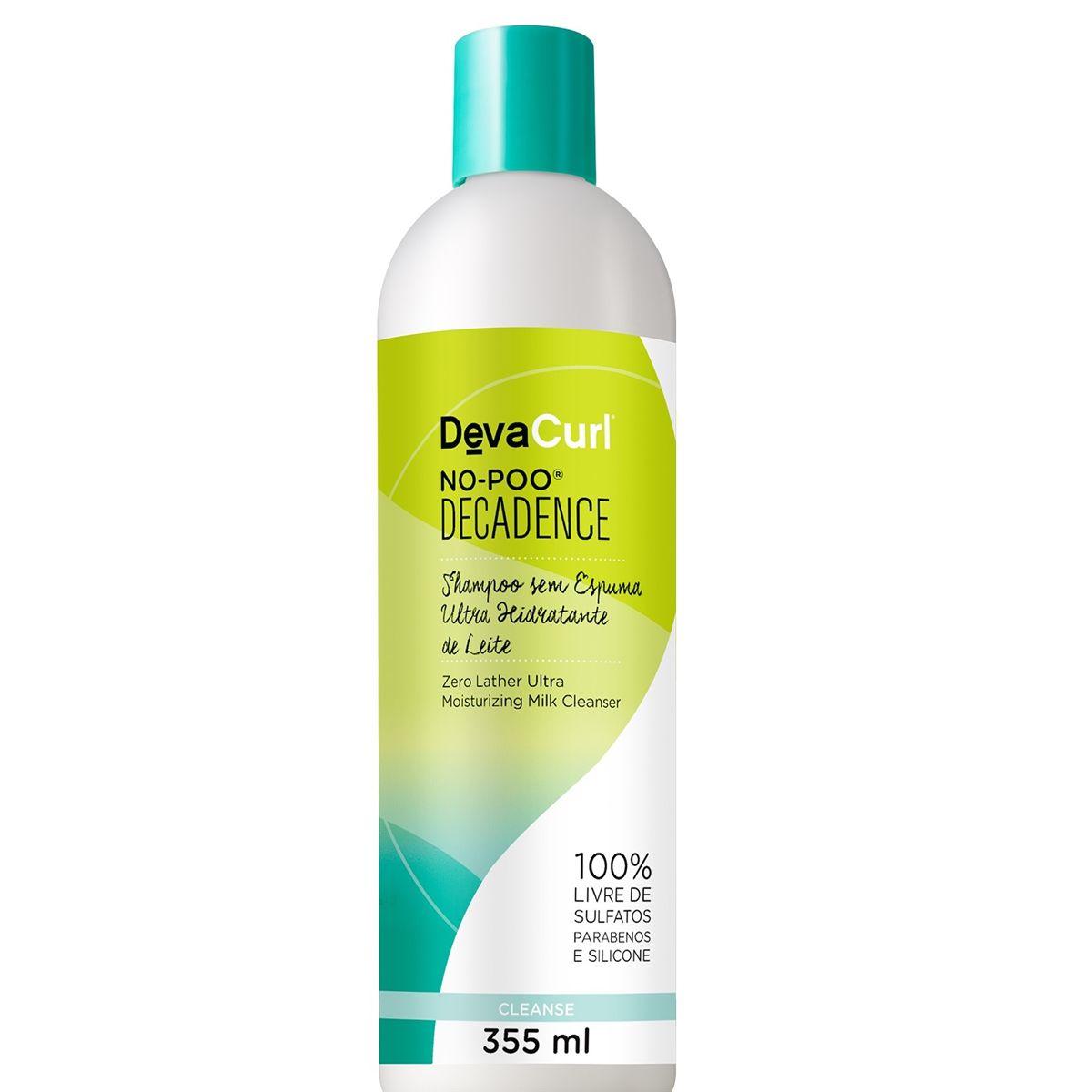 Deva Curl No-Poo Decadence 355 ml