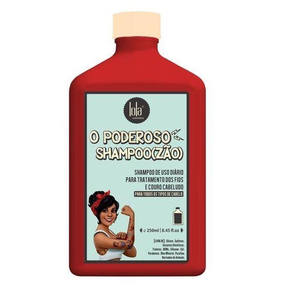 Lola O Poderoso Shampoo(ZÃO) - 250 ML