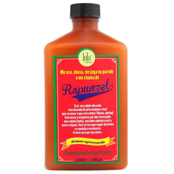 Lola Rapunzel Shampoo Rejuvenescedor 230 ml
