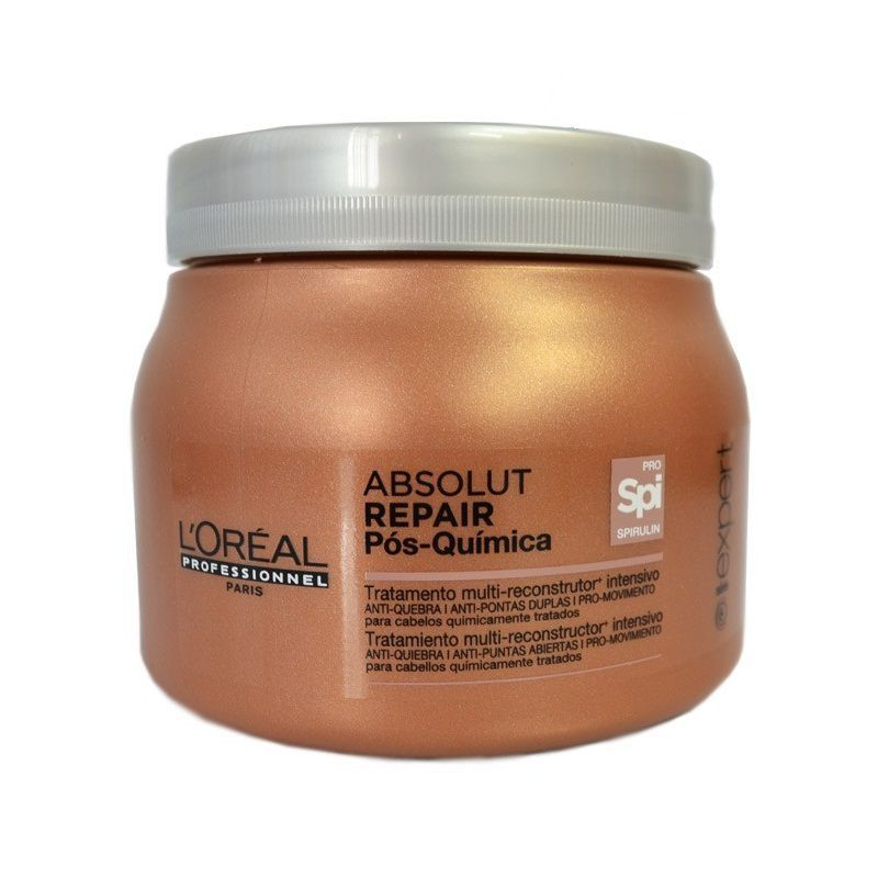 Loreal Absolute Repair Pós Quimica Máscara 200mg
