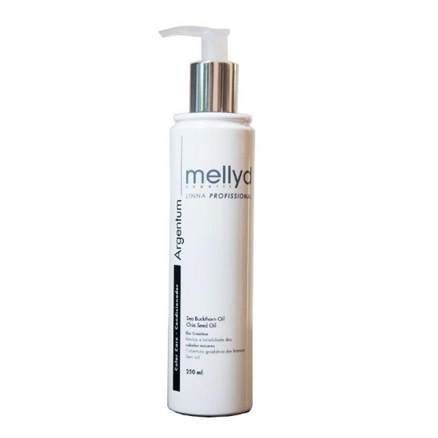 Mellyd Argentum Shampoo p/ Cabelos Castanhos - 250 ml