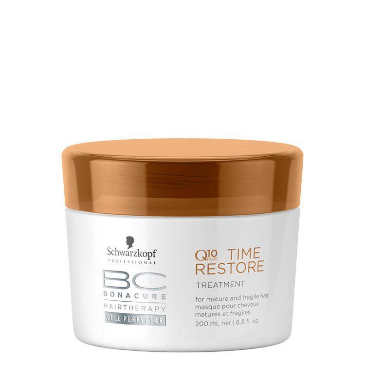 Schwarzkopf BC Time Restore Q 10 Máscara 200 ml