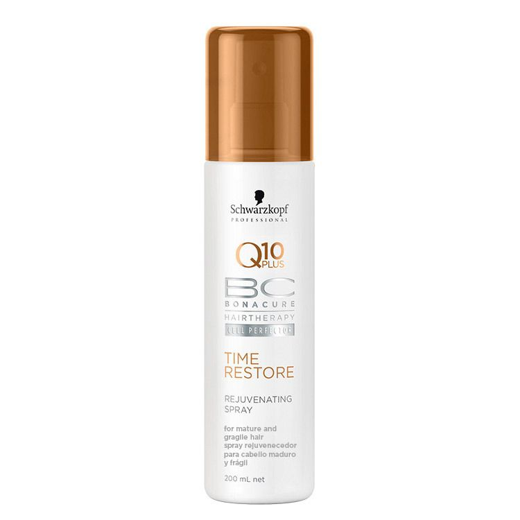 Schwarzkopf  BC  Time Restore Q 10 Rejuvenating Spray - Leave-In 200 ml