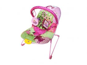 Cadeira de Descanso para Bebê SOFT BALLAGGIO - Rosa