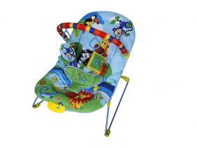 Cadeira de Descanso para Bebê SOFT BALLAGGIO - Azul