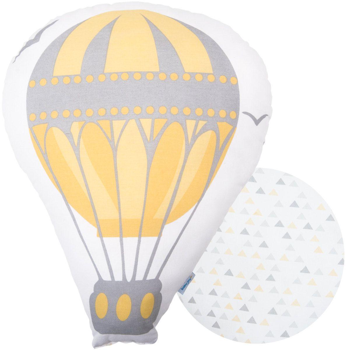 Almofada Formato Estampa de Balão