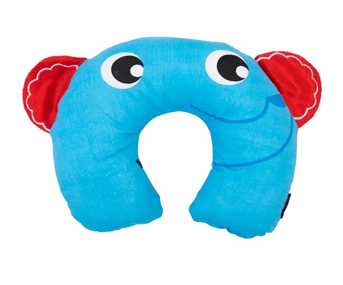 Apoio de Pescoço Para Bebê 3D Fisher Price Elefante