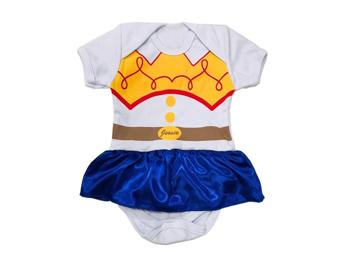 Body Bebê Personagem  Jessie Toy Story