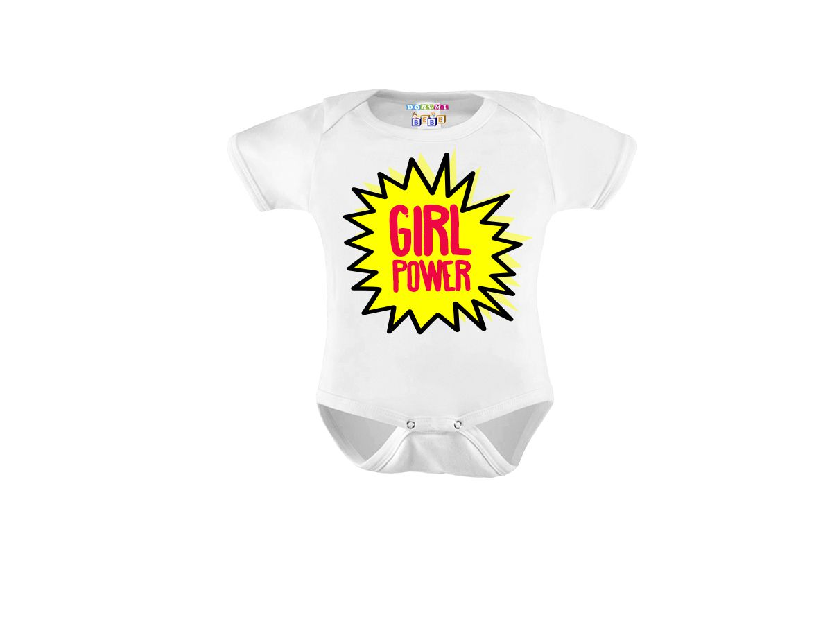 Body Bebê Personalizado Manga Curta