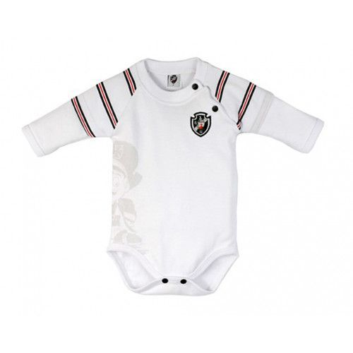 Body Bebê Vasco Manga Longa Unissex