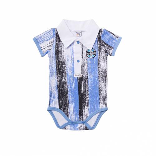 Body Grêmio com Listras Manga Curta - Revedor