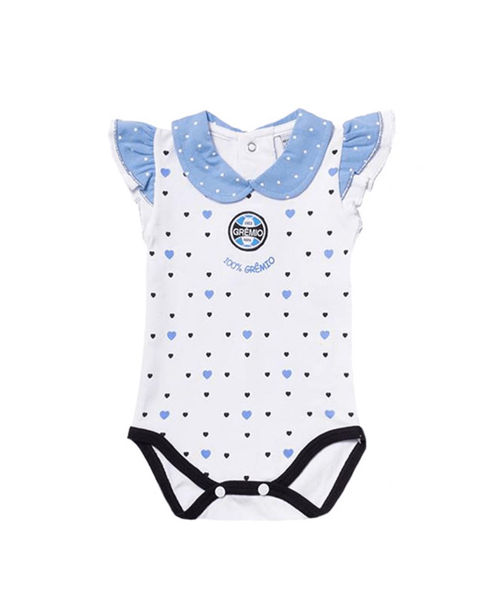 0cfbeac55 Camiseta Polo Infantil do Grêmio Menina