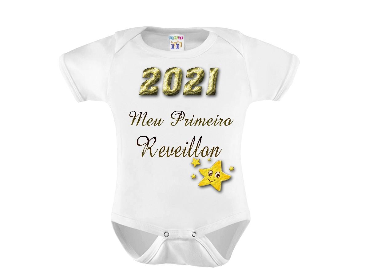 Body Personalizado 2021 1° Réveillon
