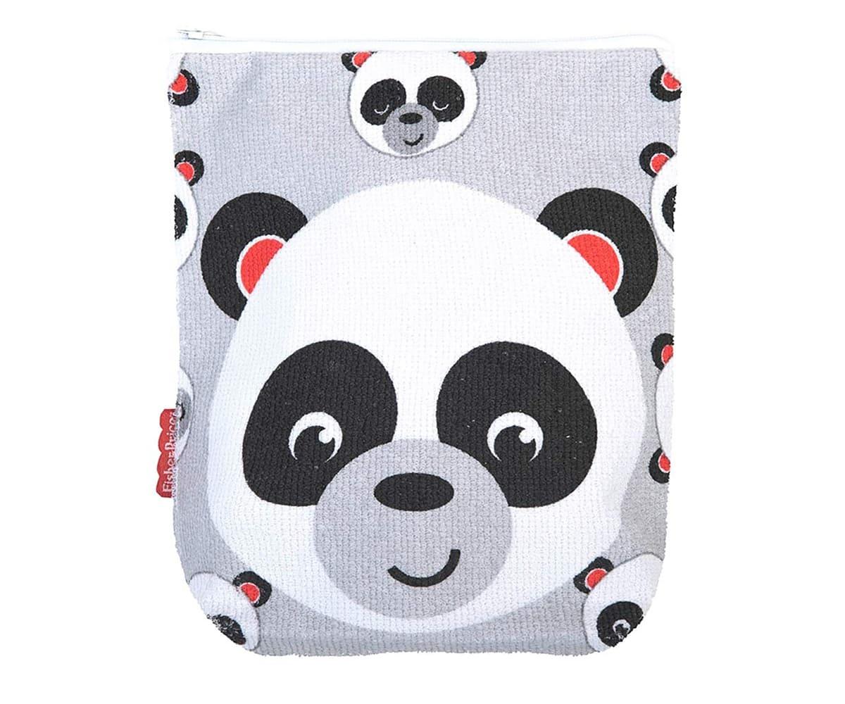 Bolsa térmica com necessaire para cólicas - Panda