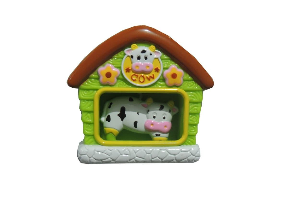 Brinquedo Musical a Corda Farm Baby - Mult Color