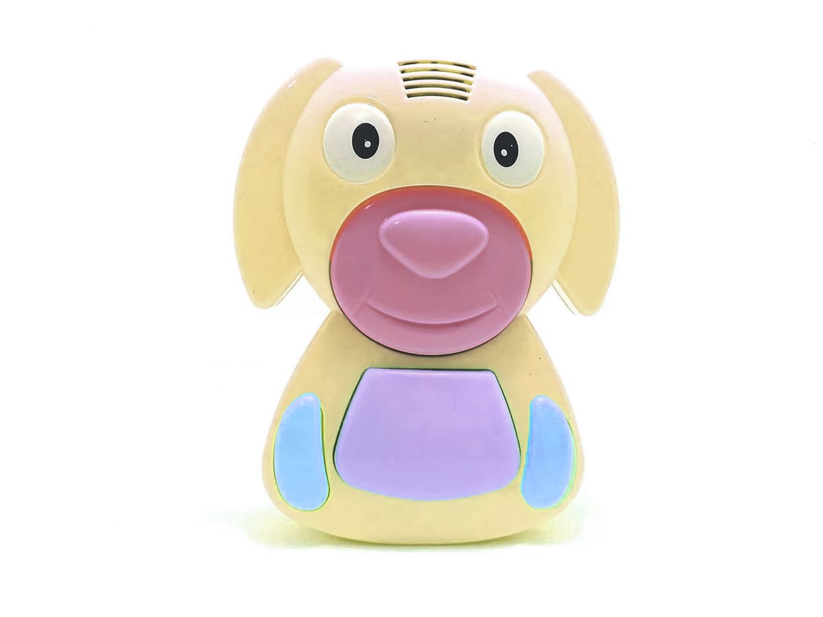 Cachorrinho Musical Baby - Mult Color