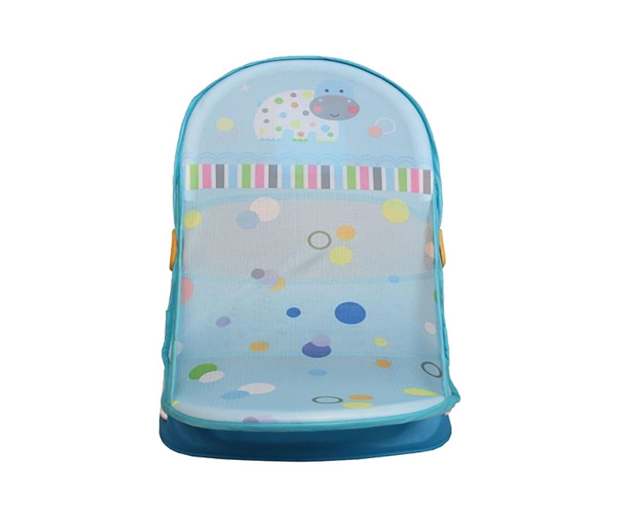Cadeira Para Banho de Bebê Azul Funny