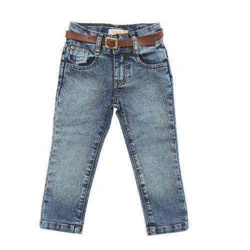 Calça Jeans Feminina com Cinto