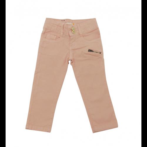 Calça Jeans Infantil Menina Rose Kookabu