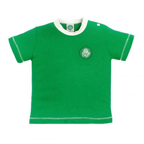 Camiseta do Palmeiras Baby Look Infantil Oficial e83804a6d87