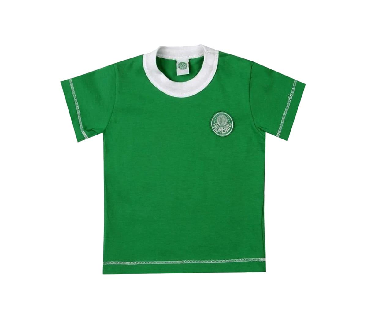 Camiseta do Palmeiras Infantil Oficial